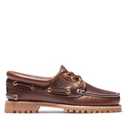 Noreen Handsewn Boat Shoe