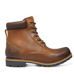 Rugged 6 in Plain Toe WP