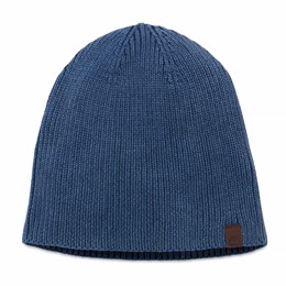 Washed Ribbed Beanie