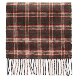 Plaid Reversible Scarf