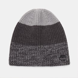 Texture Colour Block Beanie