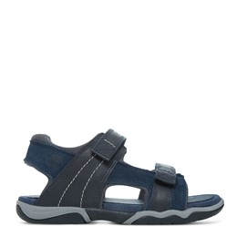 Tisbury Leather 2-Strap Sandal