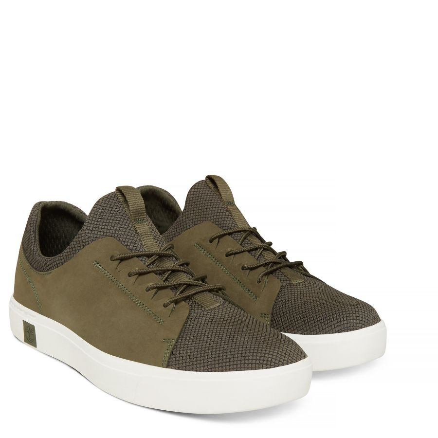 Amherst Lthr LTT Sneaker