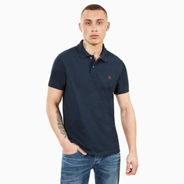 SS Millers River Pique Reg Polo