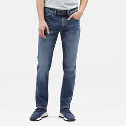 Sargent Lake Stretch Core Indigo Denim