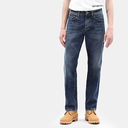 Squam Lake Stretch Core Indigo Denim