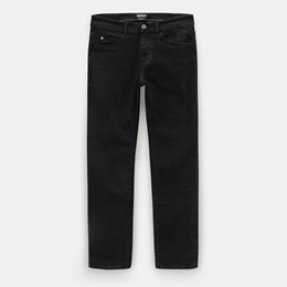 Sargent Lake Stretch Washed Black Denim