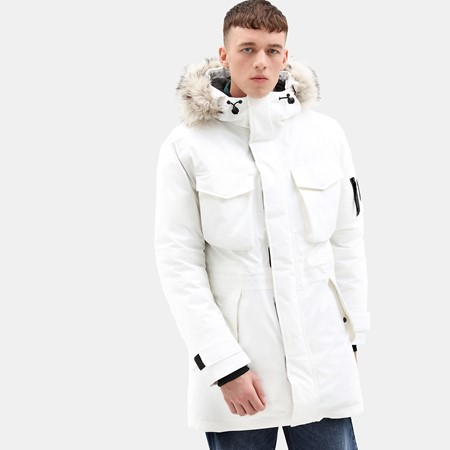Nordic Edge Parka Jacket With Dryvent Technology