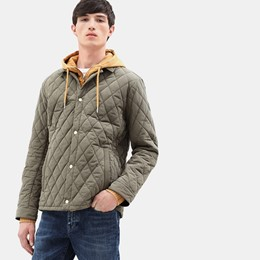 Mount Crawford Quilted Overshirt