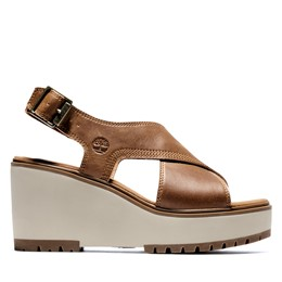 Koralyn Cross-Band Wedge