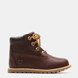 Pokey Pine 6Inch Side Zip Boot