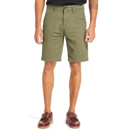 Squam Lake Stretch Twill Straight Chino Short