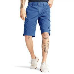 Tarleton Lake Stretch Twill Relaxed Cargo Short