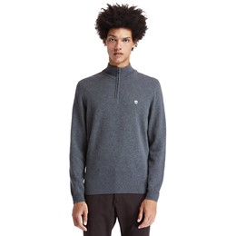 LS Cohas Brook Merino 1/4 Zip Sweater Regular