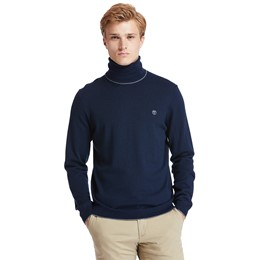 LS Nissitissit River Contemporary Merino RWS Turtle Sweater Regular