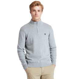 LS Williams River Cotton 1/4 Zip Sweater Regular