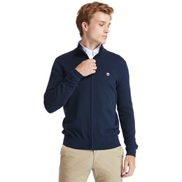 LS Williams River Cotton Full-Zip Sweater Regular