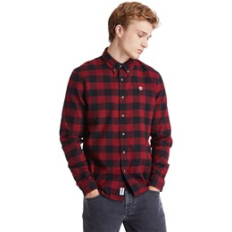 LS Mascoma River Check Shirt Solucell Technology